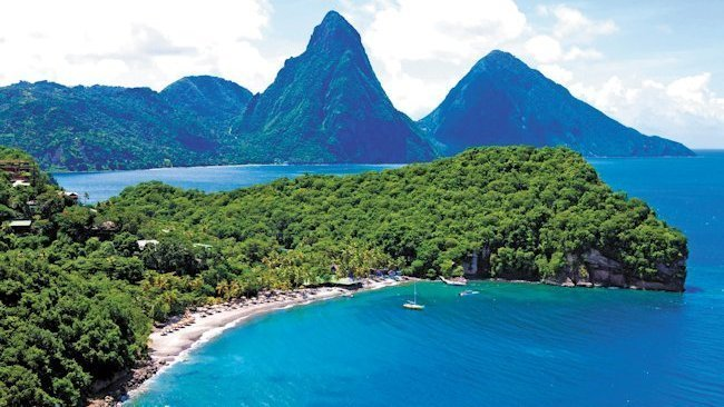 Anse Chastanet - St. Lucia
