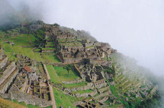 Time Travel: Exploring Machu Picchu, the Lost City of the Incas