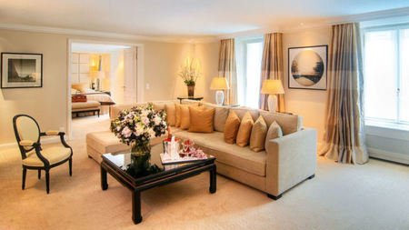 Suite Dreams: Zurich's Baur au Lac Unveils New Suites