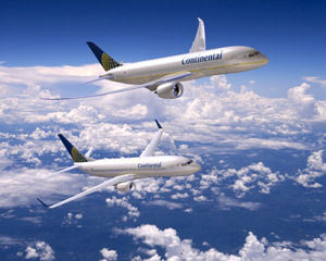 Continental Airlines Launches Flat-Bed BusinessFirst Seats