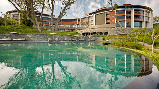 Capella Singapore Named One of World's Top 40 Business Hotels