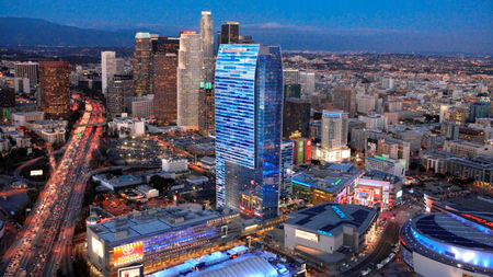 Weekend Away: Downtown L.A.