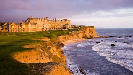 Weekend Away: Golfing at Half Moon Bay
