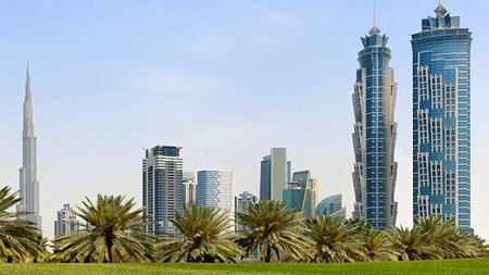 JW Marriott Marquis Dubai to be World's Tallest Hotel