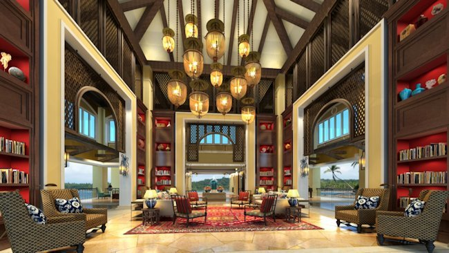 New Luxury Collection Resort, The Royal Begonia, Opening in Sanya
