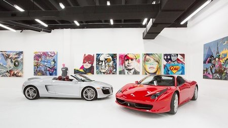 Drive the World's Most Exclusive Supercars with Lou La Vie