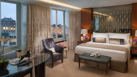 The Suite Luxury Of Time - Discover the Mastery of Fine Watchmaking at Mandarin Oriental, Geneva