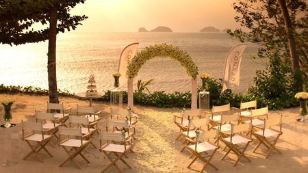 Conrad Koh Samui Launches New Wedding Package
