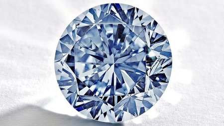 Rare Blue Diamond for Sale in Hong Kong
