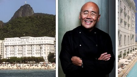 Copacabana Palace Opens Luxury Pan-Asian Restaurant Fronted by Celebrity Chef Ken Hom