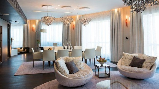 Swissôtel Krasnye Holmy Moscow Unveils New Penthouse Suite