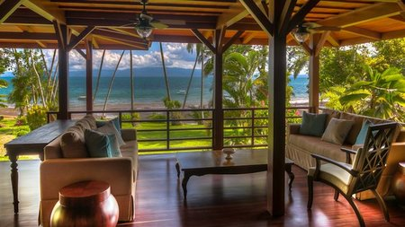 Playa Cativo Lodge, A Luxury Beachfront Eco Lodge Opens in Costa Rica