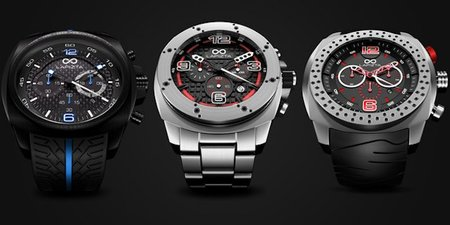 A Selection of Men's Timepieces for the Sporty Type