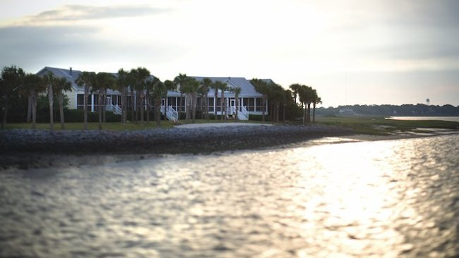 Luxury Charleston Waterfront Property Welcomes Four-Legged Guests