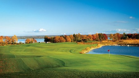 Cobble Beach Offers Fall Golf Play-and-Stays in Ontario, Canada