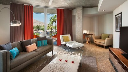 New Loft Suite at Hotel Valley Ho in Scottsdale