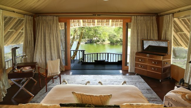 Multi-Award Winning Finch Hattons Camp to Reopen in Kenya