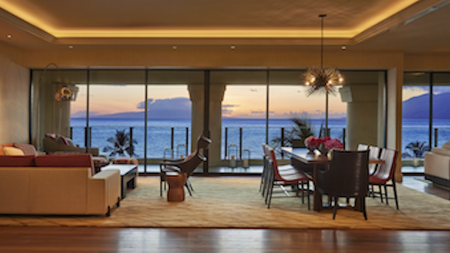 Four Seasons Resort Maui at Wailea Announces Complete Suite Experience