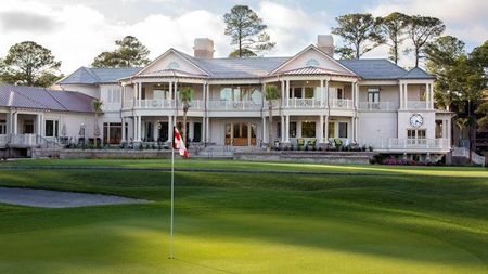 New Harbour Town Clubhouse is a Huge Hit at PGA TOUR Event