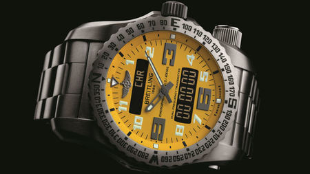 Breitling Launches Life Saving Emergency Watch Available in U.S.
