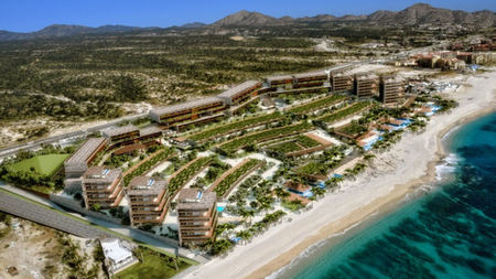 Luxury Collection Breaks Ground on Solaz Resort, Los Cabos