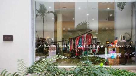 Celebrity Fashion Popup at Grand Velas Riviera Nayarit