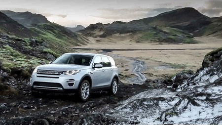 Frontiers Announces Land Rover Discovery 'Self-Drive' Tour Across Iceland