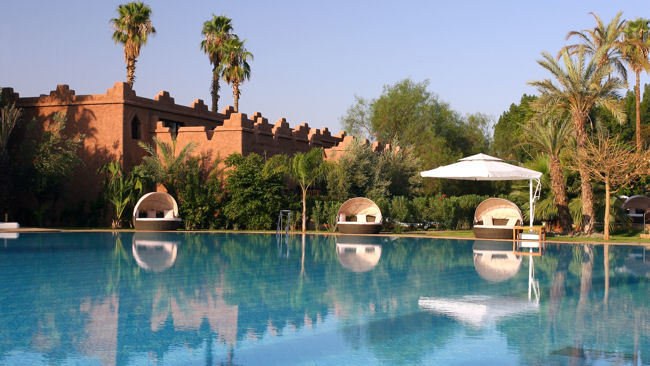 A Visit to Es Saadi Palace in Marrakech