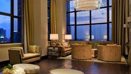 $15,000 Penthouse Escape at Sheraton New York Times Square