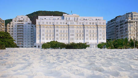 The Best Hotels in Brazil 2016