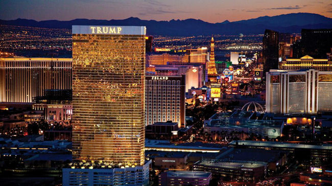 $620,000 Ultimate Over-the-Top Valentine's Day Weekend Proposal Package at Trump International Hotel Las Vegas