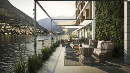 Ultra Exclusive, Il Sereno Lago di Como Opens in Italy