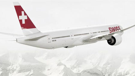 SWISS International Airlines Upgrades the Fleet with Boeing's Triple Seven
