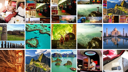 Safrans du Monde World Tour: 22 days & 10 Bucket List Destinations by Private Jet