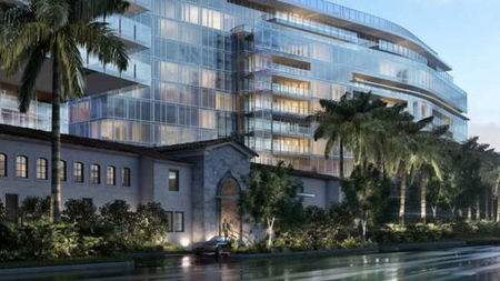 Four Seasons Hotel at The Surf Club to Open in Miami Beach, Early 2017