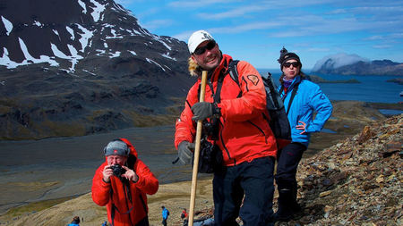 Hurtigruten Expedition Leaders Explore America