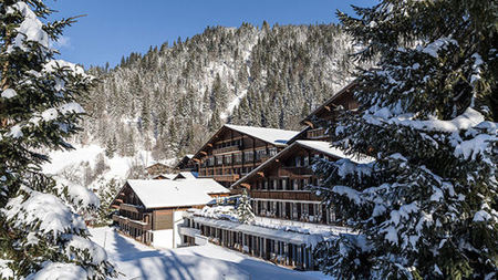 Huus Gstaad Opens in Switzerland