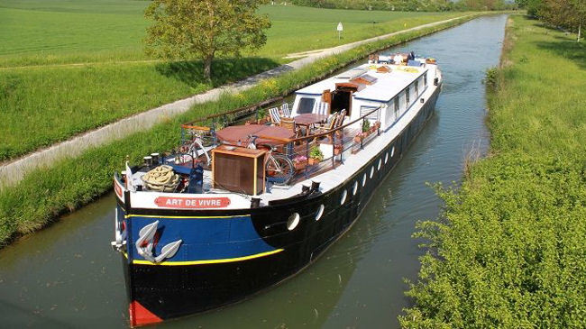 20% Off on Many European Waterways Hotel Barges