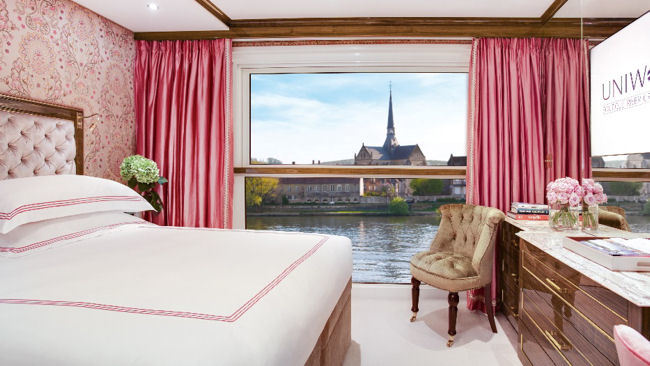 Travel in Time with a Uniworld River Cruise