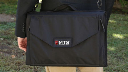 MTS Multi Threat Shield - A Travel Bag That Can Keep You Safe
