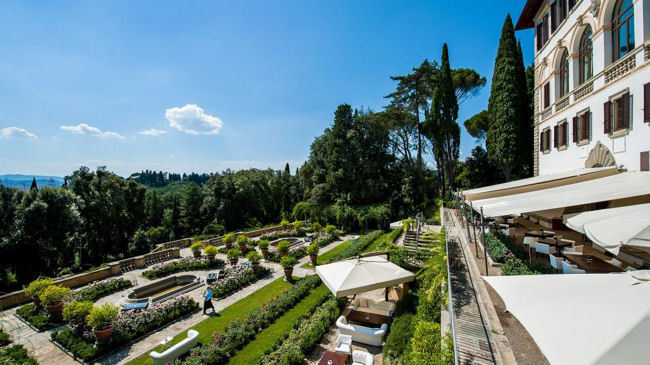 Tuscany's Il Salviatino Offers Special Rate