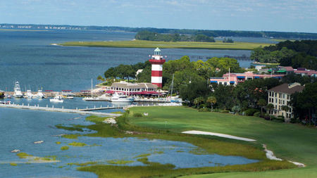 The Sea Pines Resort Receives Golf Digest's Editors Choice Award