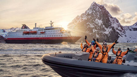 Hurtigruten Offers Freedom to Roam Sale