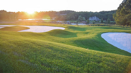 Nemacolin Woodlands Resort Unveils New Shepherd's Rock Course