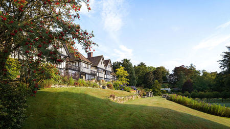 A Visit to Gidleigh Park - A Tranquil English Country House Hotel
