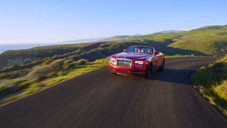 The Ritz-Carlton, Half Moon Bay Partners with Rolls-Royce Motor Cars