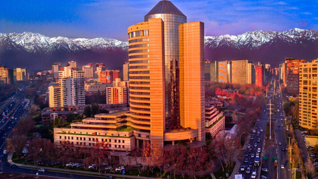 Hotel Santiago Now Mandarin Oriental Hotel Group's First Property In South America
