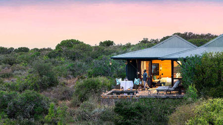 Kwandwe Ecca Lodge Named Africa's Best Safari Experience