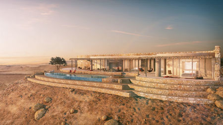 Six Senses Shaharut to Showcase Rich Biblical Heritage of Negev Desert's Arava Valley