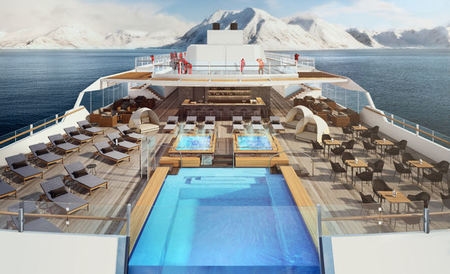 Hurtigruten Launches Hybrid Ship Details and Itineraries